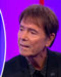'this is awkward' alex jones asks cliff richard why he's on the one show after suing bbc