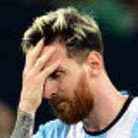 argentina slump worries players, coach