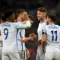 england down scots, france hit back