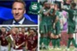 paul merson backing plymouth argyle to lift league two title