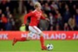 revealed: crystal palace star filmed that video of wales' squad...