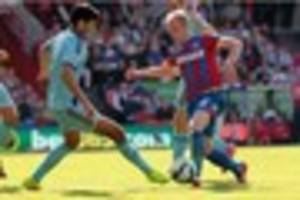 revealed: kent-born crystal palace ace filmed wales players...