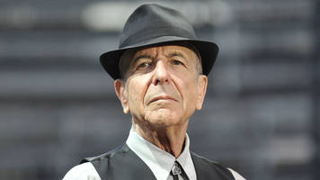 leonard cohen: stars pay tribute to influential singer