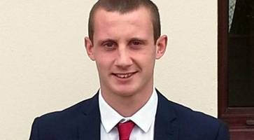 braid united's special tribute to darren rodgers who died on euros trip