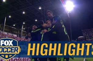 rafa marquez makes it 2-1 late for mexico vs. usa | concacaf world cup qualifying