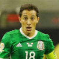 mexico's guardado to miss qualifier