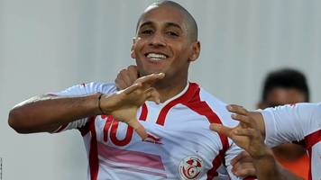 libya blame officiating as khazri gives tunisia victory