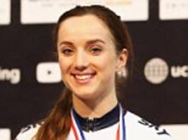 elinor barker wins women's points gold at track world cup as olympic champion continues stellar 2016
