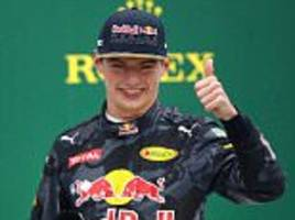max verstappen amazes red bull principal christian horner with performance in brazil: 'we witnessed something very, very special'