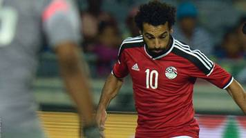 world cup 2018: egypt defeat ghana to go top of qualifying group