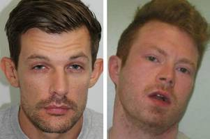 second of two pentonville prison inmates who escaped in alcatraz-style breakout is recaptured
