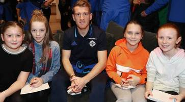 northern ireland team donates £46k euro 2016 fees to children's cancer charity
