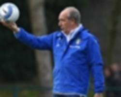 italy players want revenge on germany - ventura