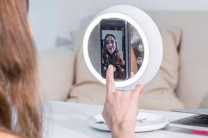 want to put your best face forward? use juno, a smart mirror