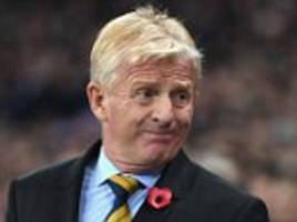 gordon strachan is under increasing pressure after scotland's defeat by england... but who are the potential replacements?