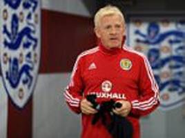 scotland boss gordon strachan heads to portugal to consider his future