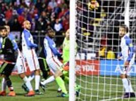 united states out to end costa rica hoodoo in world cup qualifier after mexico setback