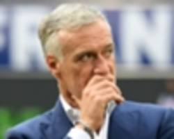 deschamps: don't rush to judge debutants