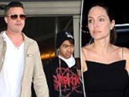 flight audio reveals no fight was reported on private jet carrying angelina jolie and brad pitt