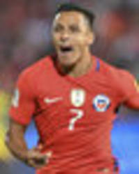 arsenal star alexis sanchez bags brace as chile seal world cup qualifier win over uruguay