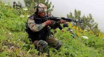 j&k: policeman killed in encounter with terrorists in baramulla