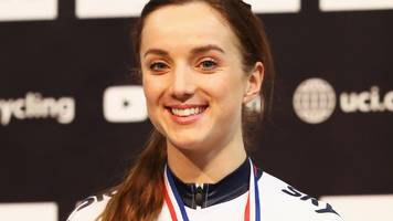 elinor barker: olympic champion surprised by world cup points race win