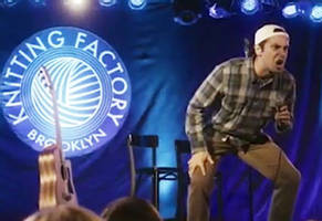 comedian robbie goodwin absolutely nails adam sandler impersonation