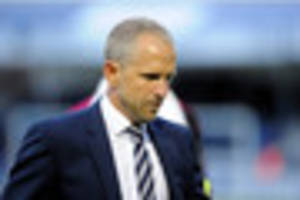 paul trollope could return to the game with aston villa after...