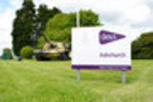 the army's vehicles at ashchurch are 'not ready for deployment'