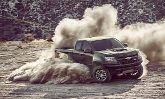 dssv dampers in a truck? yup, the 2017 chevrolet colorado zr2 has those