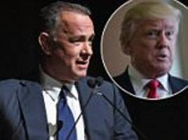 tom hanks delivers the speech we wish our politicians could make