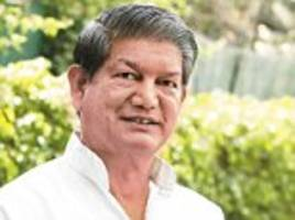 uttarakhand cm harish rawat struggles to find a suitable bungalow in delhi