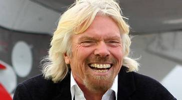 terrified richard branson thought he'd die in limavady balloon disaster