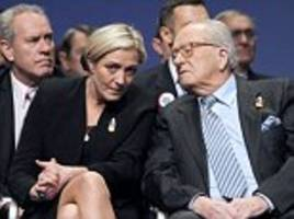 jean-marie le pen backed by french court in battle with national front