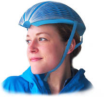 Why You Could Soon Be Protected On The Road With a $5 Paper Helmet