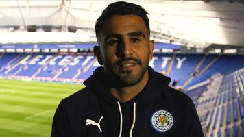 afoty 2016: riyad mahrez on warcraft and playing in the world cup