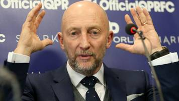 ian holloway: qpr boss adds his name to list of those who returned to former club