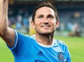 antonio conte won't rule out coaching role for frank lampard at chelsea