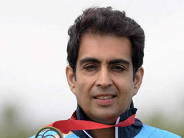 manavjit singh sandhu clinches gold medal in national shooting championship