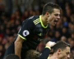 azpilicueta: the top is where chelsea want to be