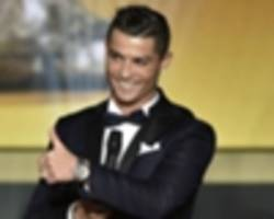 ronaldo: i've done everything to win ballon d'or, i want it