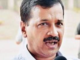 'i am ashamed of reporters like you': arvind kejriwal questions bbc hindi journalist's 'honesty'