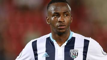 saido berahino: striker returns to france to continue fitness regime