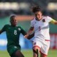 falconets bow out with wc win v spain