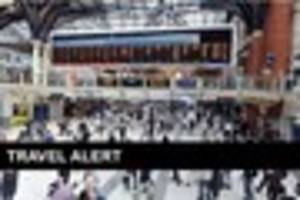 greater anglia trains delayed between london liverpool street and...