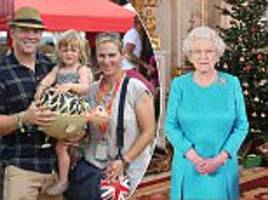 zara tindall gives an insight into how the royal family will be spending christmas