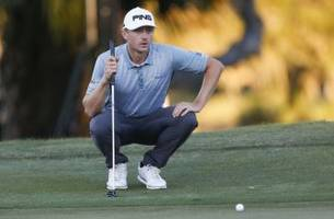 pro golf daily: mackenzie hughes emerges from five-man playoff