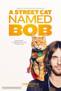 MOVIE REVIEW: A Street Cat Named Bob