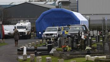 remains exhumed in ni army shooting probe