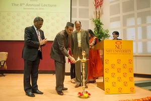 nu highlights many dimensions of peace at the eighth annual lecture